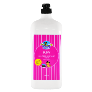 Pampered Pooch Puppy 1000ml Puppy Shampoo & Conditioner