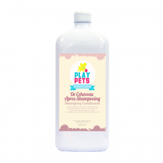 Play Pets Dentangling Conditioner 1000ml Pet Conditioner