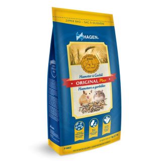Hagen Original Plus HAMSTER & GERBIL 1kg Food