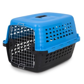 Petmate Compass Kennel Pet Carrier - 24.6x16.8x15in