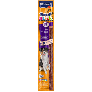 Vitakraft Beef Stick with Lamb Sugar Free 12g Dog Treat