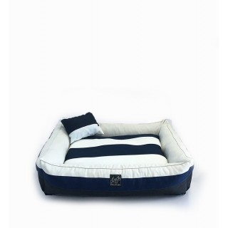 Bow House Snorebox Dark Surfboard Pet Bed