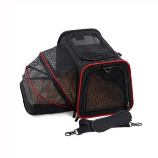 Travel Pets PH Expandable Travel Pet Carrier