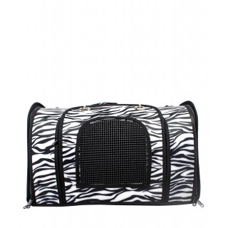 Travel Pets PH Large Dome Travel Pet Carrier