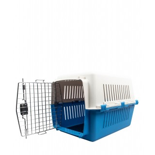 Single Door Pet Carrier - 26.57x20.08x18.50