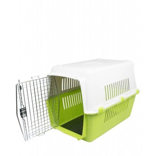 Single Door Pet Carrier - 31.49x22.04x23.03