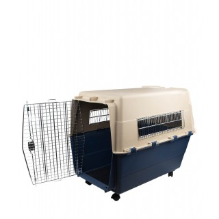 Single Door Pet Carrier - 39.37x26.37x29.52