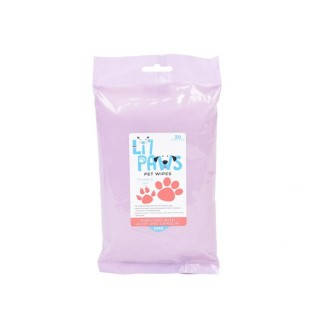 Lil Paws 30's Pet Wipes for Dogs & Cats