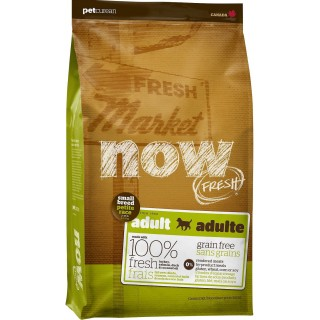 Now Fresh Grain Free Small Breed Puppy Dog Dry Food